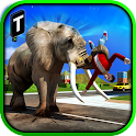 Angry Elephant Attack 3D
