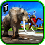 Angry Elephant Attack 3D 1.1 Apk