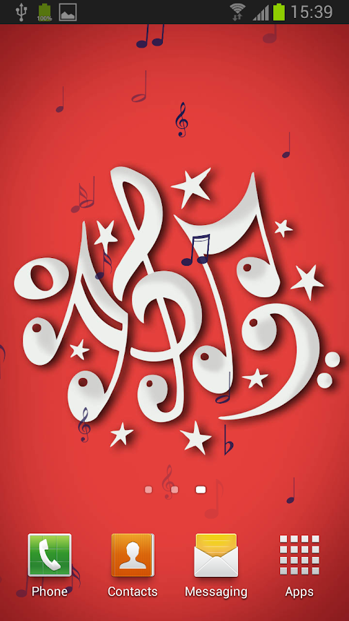 Download the Musical Note Live Wallpaper Android Apps On NoneSearch com
