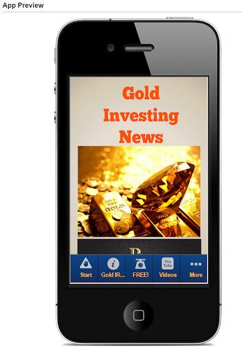 Gold Investing News