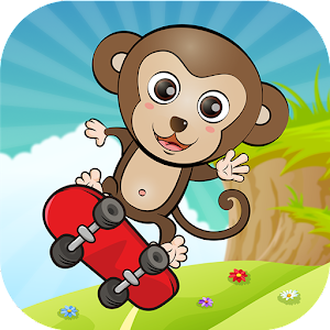 ABC Jungle Skateboard for PC and MAC