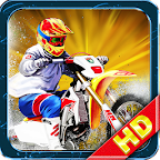 MotoCross Jungle Bike Race