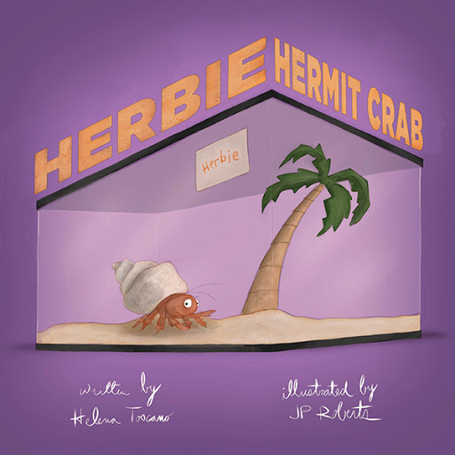 Herbie Hermit Crab cover