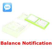 Balance Notification