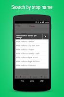 Screenshot of AMBtempsbus
