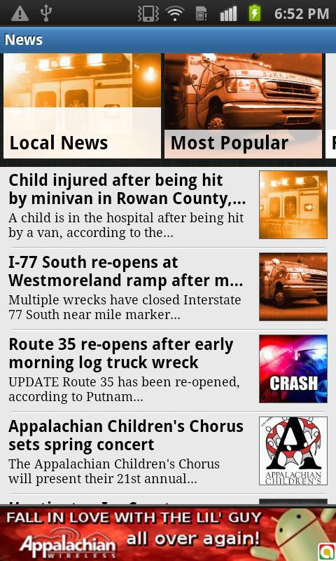 WOWK-TV 13 News- screenshot