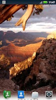 Screenshot of Grand Canyon Live Wallpaper