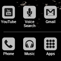 BW Theme for LGHome icon