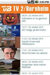 TV 2/Bornholm- screenshot thumbnail