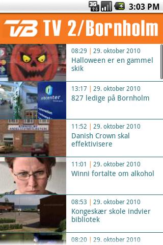 TV 2/Bornholm - screenshot