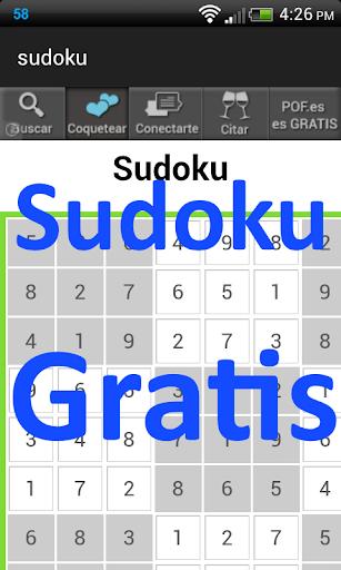 Sudoku Clasico