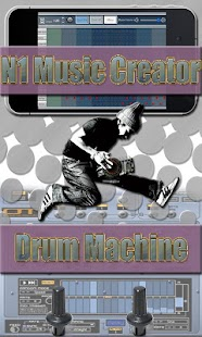 Drum Machine Music Creator