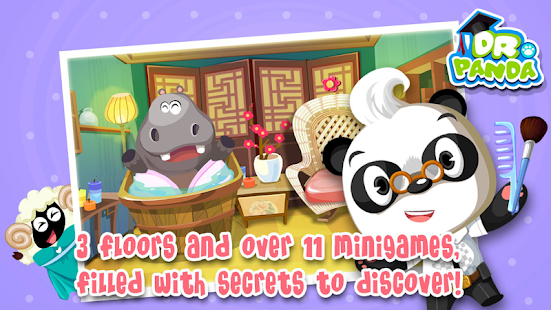 Dr. Panda's Beauty Salon - screenshot thumbnail