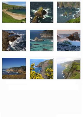Coastlines Collection- screenshot