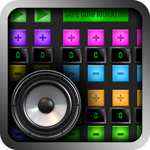 Simulator dubstep control for PC and MAC