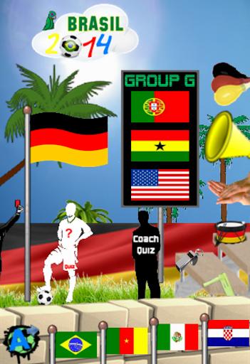 WM 2014 Quiz Deutschland App
