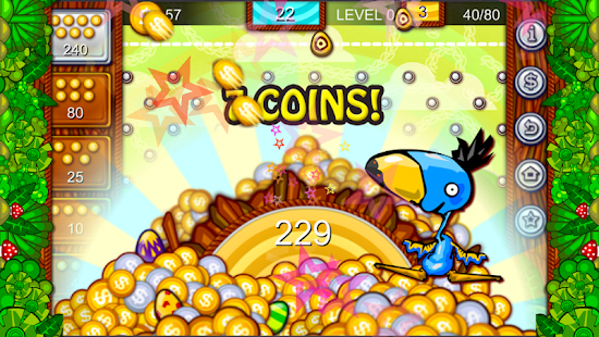 Coin Dropper Dodo Bird - screenshot thumbnail