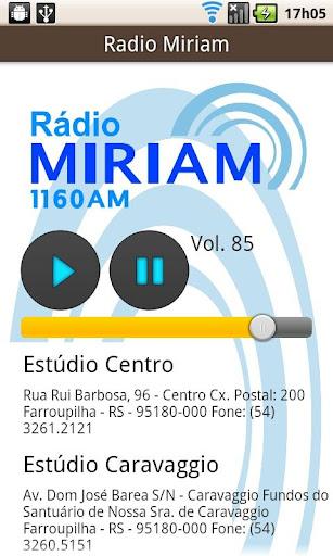 Rádio Miriam 1160AM