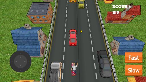 Hoverboard Racer 3D