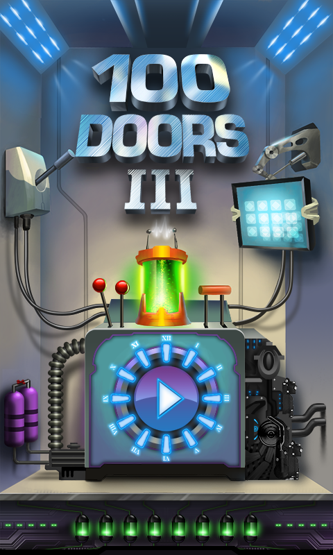 100 Doors 3- screenshot