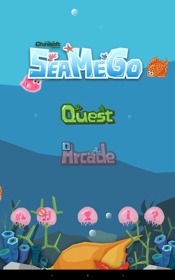 Sea Me Go- screenshot