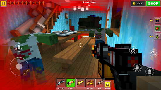 Pixel Gun 3D (Pocket Edition) Screenshot 19