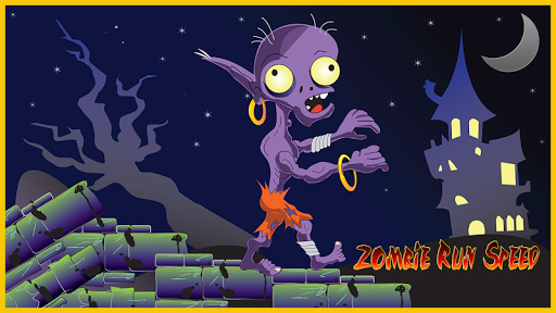 Zombie Run Speed Game Free