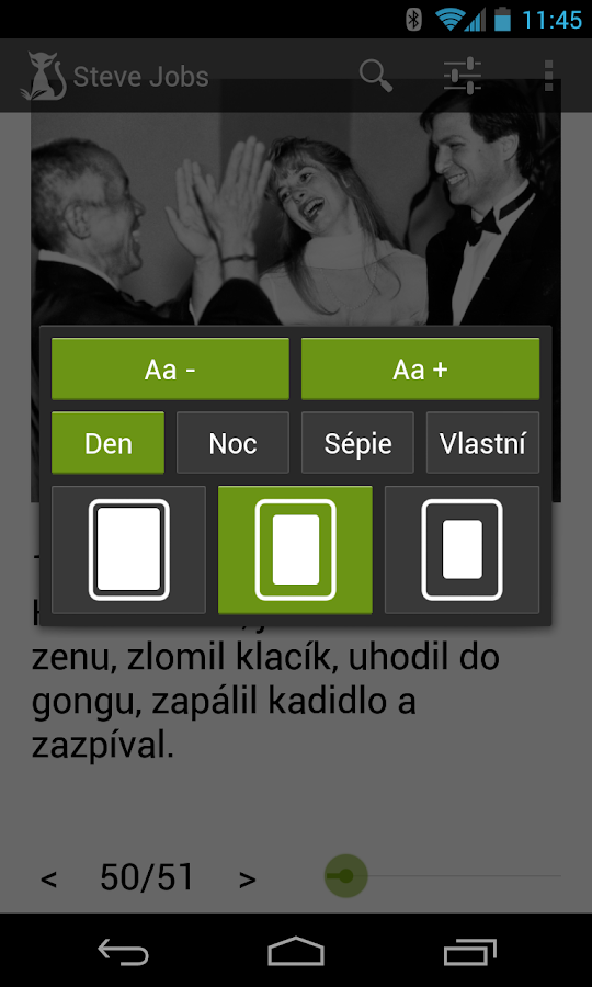 eReading.cz- screenshot