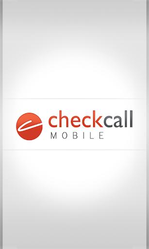Conta Online Checkcall