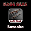 KAGE GEAR – Bazooka Shots x10 logo