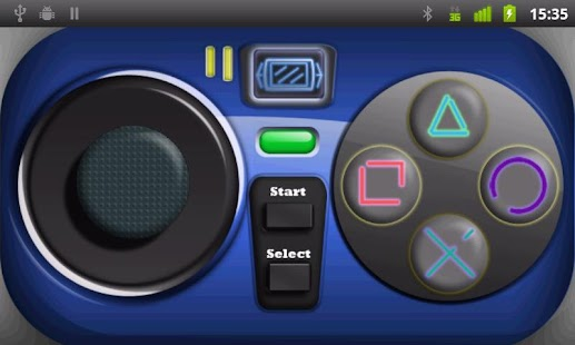 4joy - Remote Game Controller- screenshot thumbnail