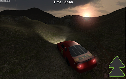 Speed Stage: 3D Rally RED - screenshot thumbnail