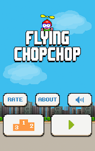 Flying ChopChop- screenshot thumbnail