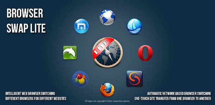 Browser Swap Lite 1.04 apk