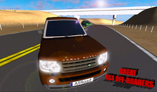 Rally SUV Racing All Road 3D