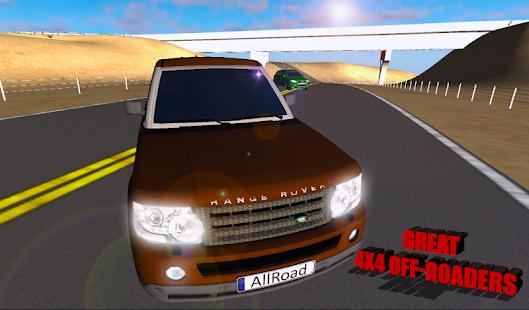 Rally SUV Racing All Road 3D 賽車遊戲 App-愛順發玩APP