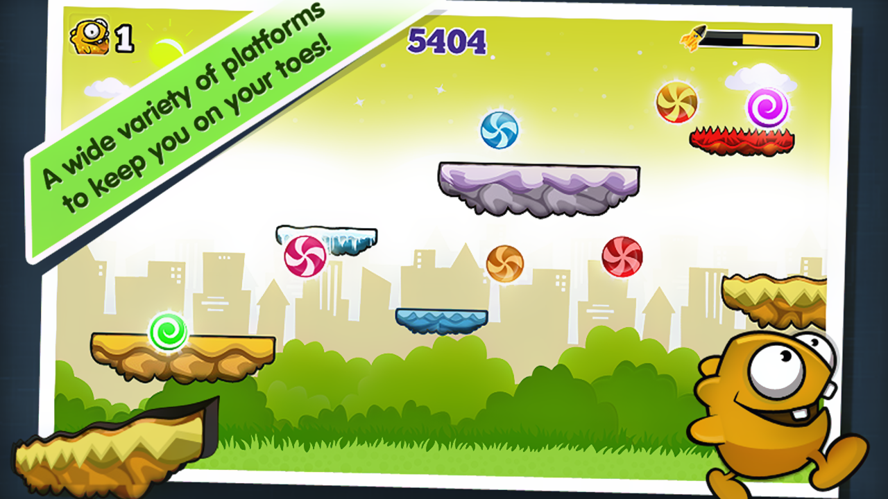 Candy Monster- screenshot