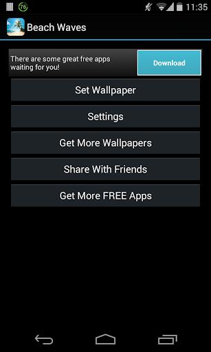 玩免費個人化APP|下載Beach Video Wallpaper app不用錢|硬是要APP