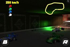 Screenshot of Toy Nascar Race Free