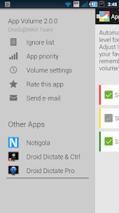 App Volume 2 Control+Scheduler - screenshot thumbnail