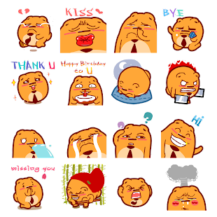 COOLSYMBOLS EMOTICON PACKAGE23