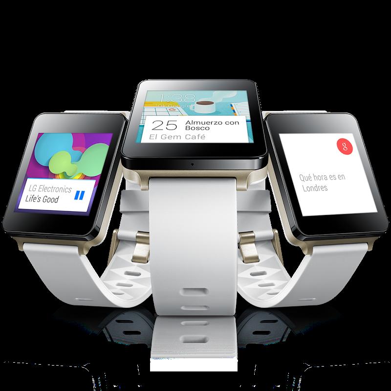 Android Wear , La tecnología que va contigo