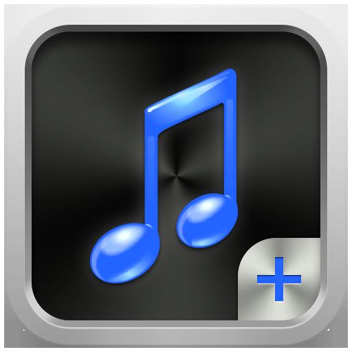 音楽プレーヤー+ 音樂 App LOGO-硬是要APP