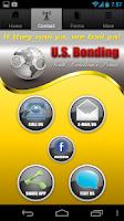 Screenshot of US Bonding