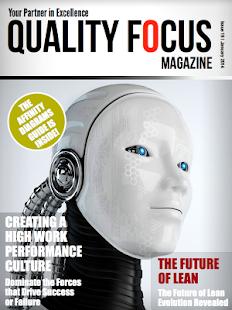 Quality Focus Magazine