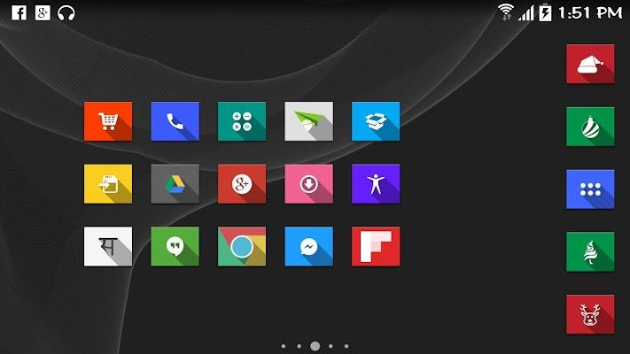Furatto Icon Pack v1.2.4