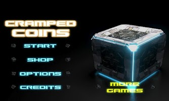 Screenshot of Cramped Coins