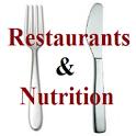 Restaurants & Nutrition LITE icon