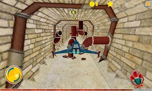 Corridor Fly- screenshot thumbnail