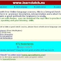 Free Learn Dutch Courses icon